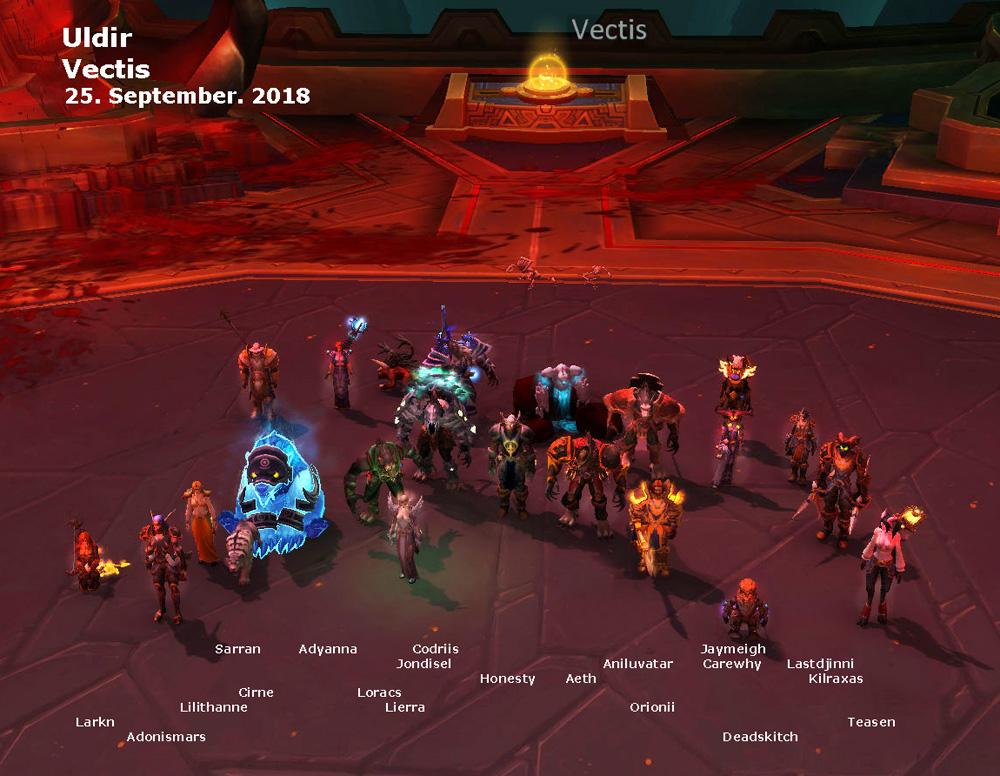Vectis Kill shot