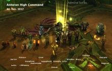 Antoran High Command kill shot