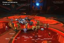 Coven of Shivara kill shot
