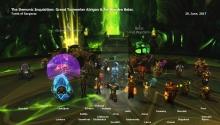 Demonic Inquisition kill shot