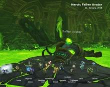 Heroic Fallen Avatar kill shot