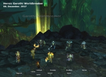 Heroic Garothi kill shot