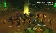 Heroic High Command kill shot