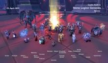 Heroic Stone Legion Generals kill shot