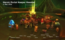 Heroic Portal Keeper Hasabel kill shot