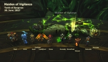 Maiden of Vigilance kill photo