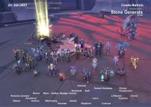 Stone Generals Kill shot